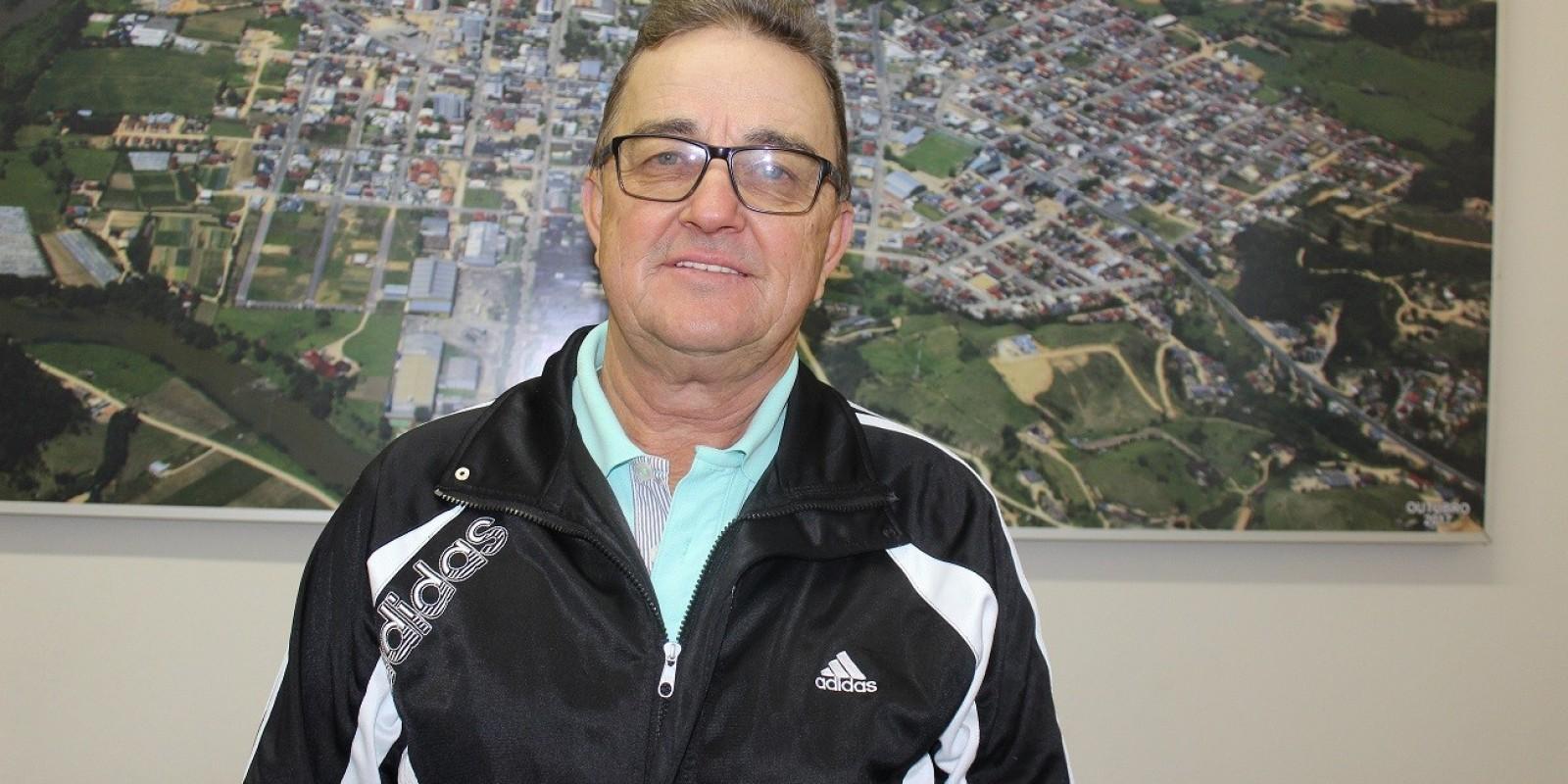 Jaime Soth assume a Secretaria de Agricultura, Comércio, Indústria e Turismo de São Ludgero
