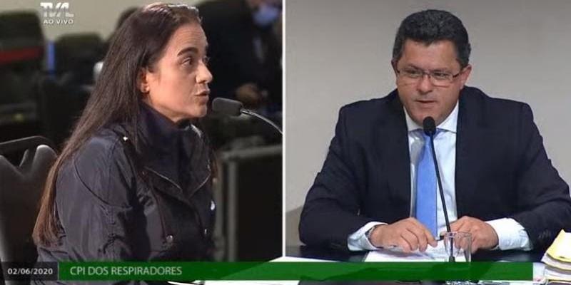 Vídeo: CPI ouve ex-secretários sobre compra de respiradores pelo governo de SC