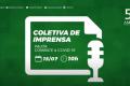 Ao vivo: coletiva de imprensa da AMUREL sobre a COVID-19