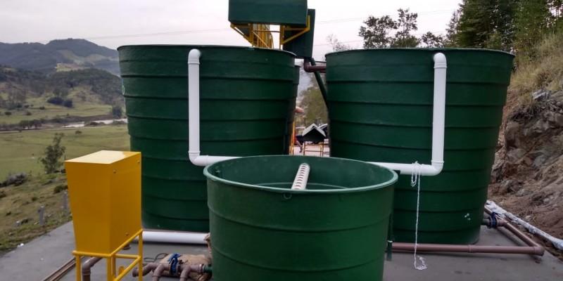 Pedrinhas: nova Estação de Tratamento de Água segue com montagem de equipamentos