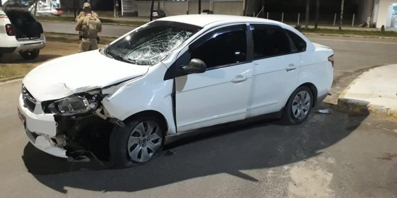 Pedestre atropelado por assaltante na avenida Centenário morre no hospital