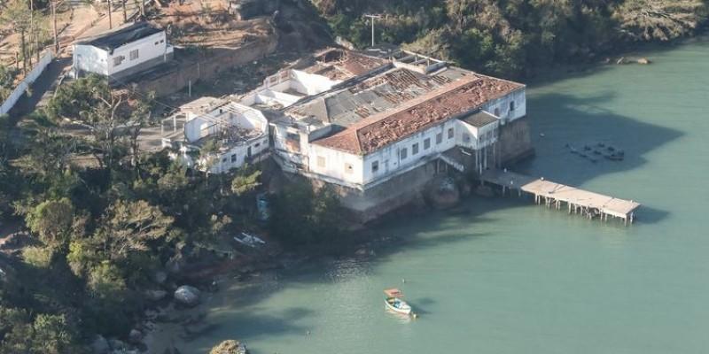 Presidente sobrevoa áreas afetadas por ciclone em Santa Catarina