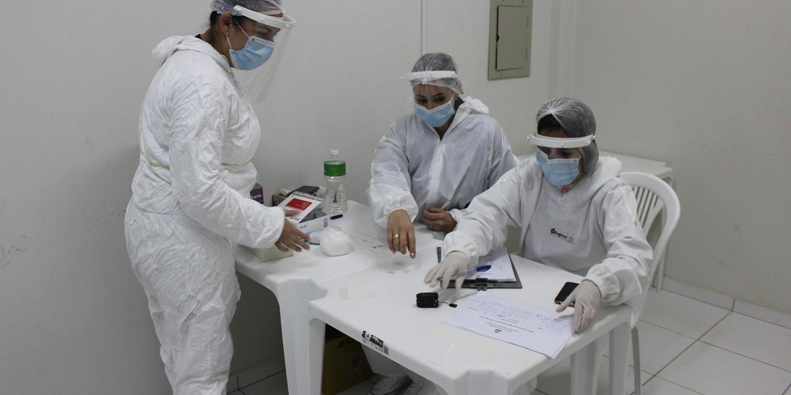 Segundo Dia D contra o Coronavírus em São Ludgero realizou 97 atendimentos