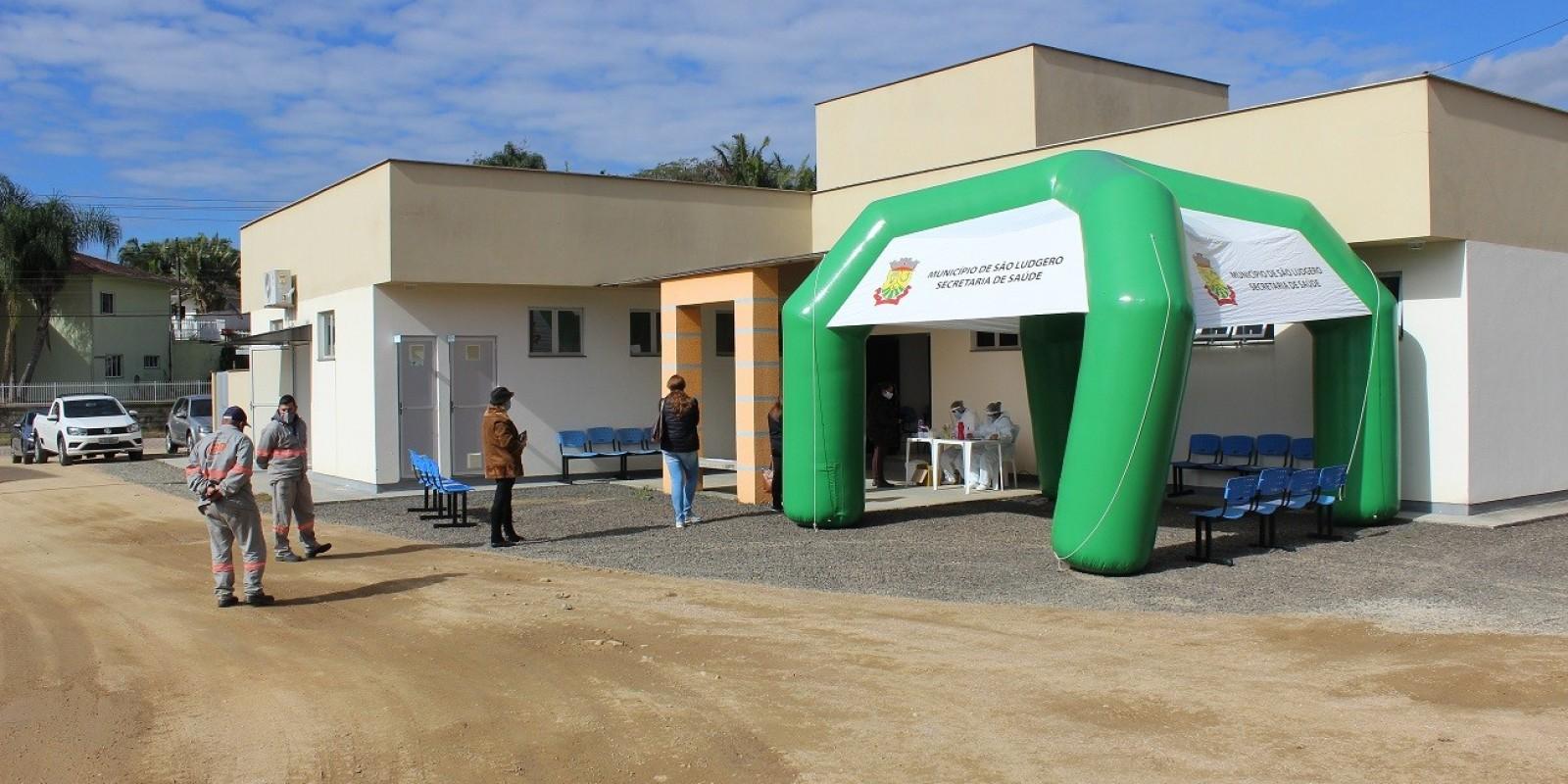 Terceiro Dia D contra o Coronavírus em São Ludgero realiza 41 atendimentos