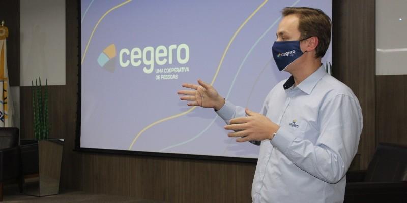 Cegero apresenta nova identidade visual aos colaboradores