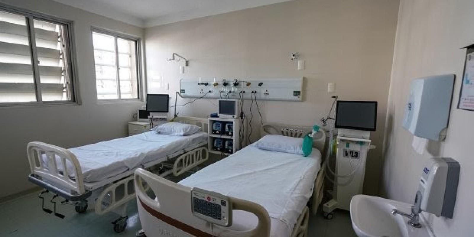 Governo de Santa Catarina habilita 63 novos leitos de UTI para enfrentamento à pandemia