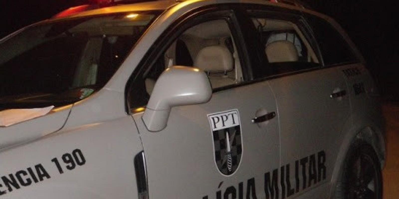 Em São Ludgero, homem realiza seis disparos de arma de fogo contra casa de ex-esposa
