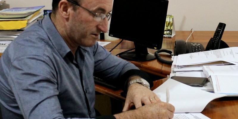 Prefeito de Santa Rosa de Lima testa positivo para covid-19