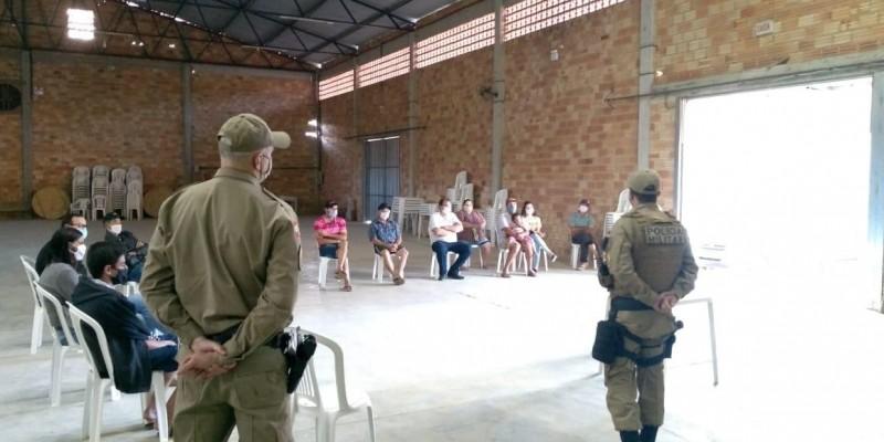 Rede rural de segurança é implementada em Grão-Pará