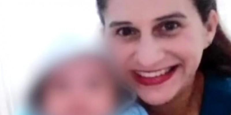 Corpo de mãe e bebê desaparecidos são achados em SC, e ex-companheiro de mulher confessa envenenamento