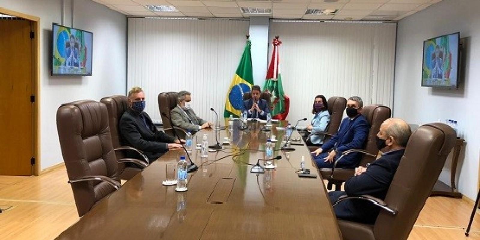 Judiciário catarinense define retomada gradual do trabalho presencial para o dia 23/9