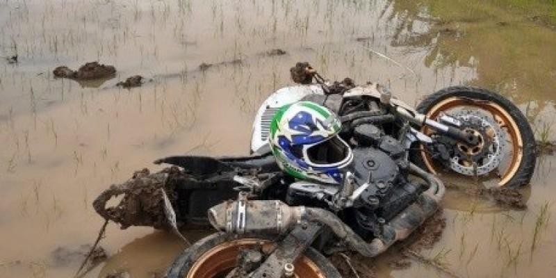 Motociclista de Criciúma morre no hospital após acidente de trânsito