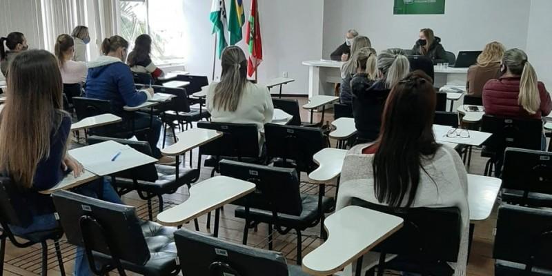 Secretaria da Educação de Lauro Müller inicia ações para o possível retorno das aulas presenciais