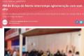 Esclarecimento: abordagem policial em Braço do Norte não aconteceu em conveniência