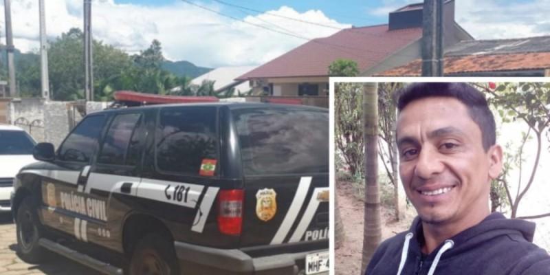 Homem de 44 anos é encontrado morto em casa; havia sinais de violência