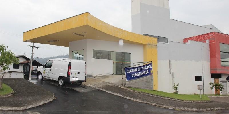 Centro de Triagem Coronavírus de São Ludgero muda de local