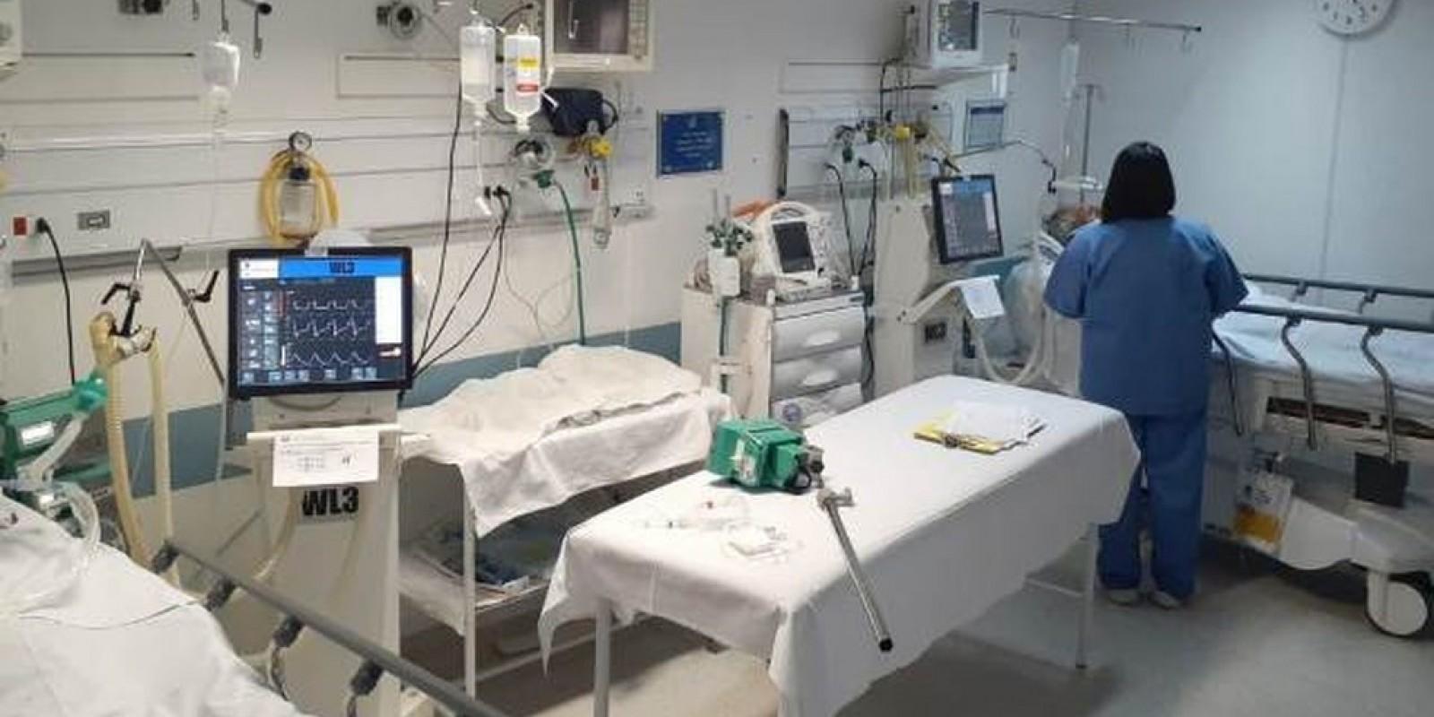 Governo de SC notifica hospitais por desativação de leitos de UTI exclusivos para Covid-19