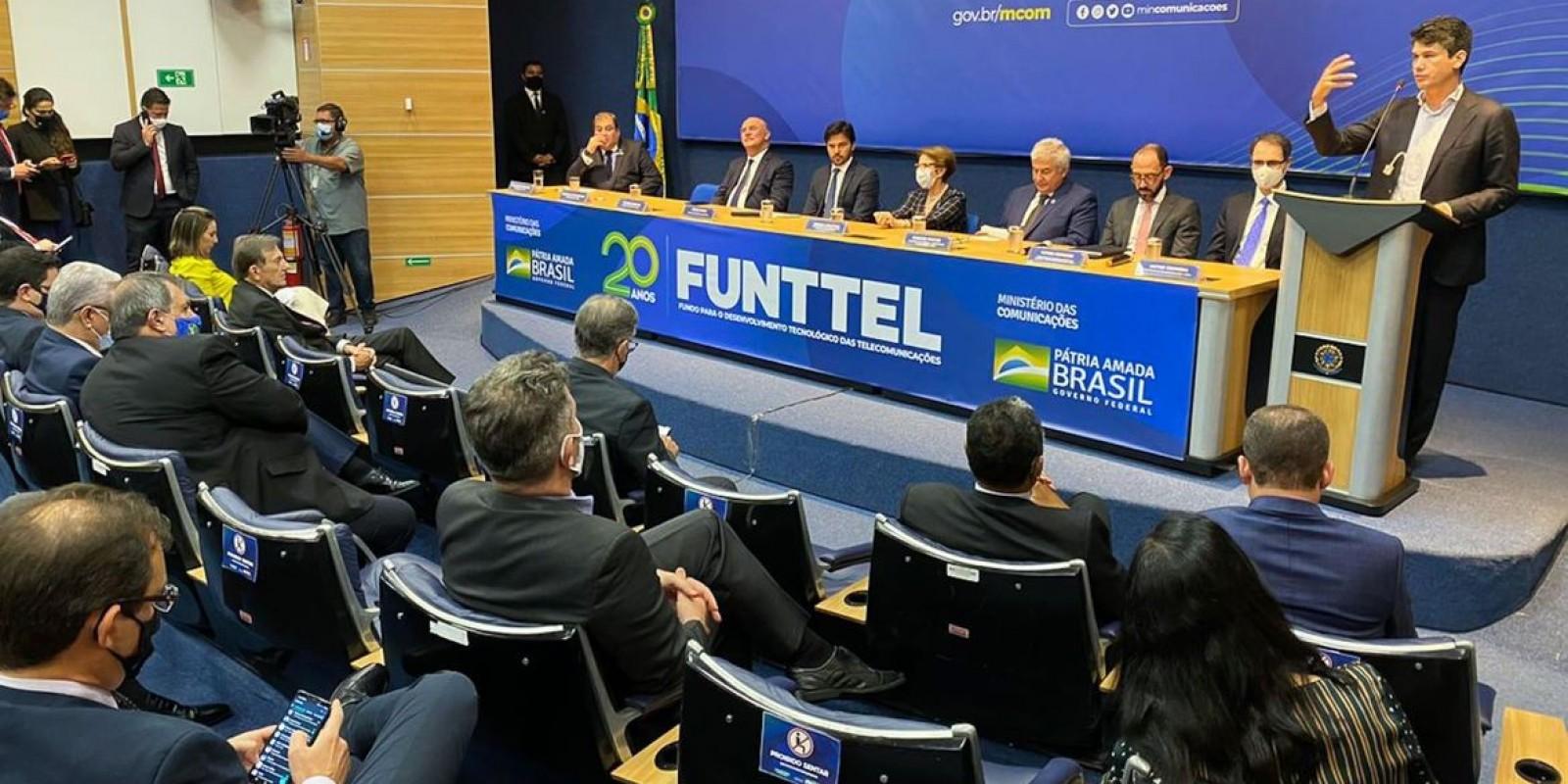 Governo libera R$ 409 milhões para projetos de tecnologias da internet