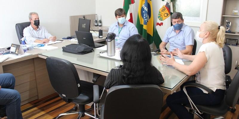 Prefeito de São Ludgero reúne secretários para fechamento das contas de 2020 e já faz encaminhamentos para 2021