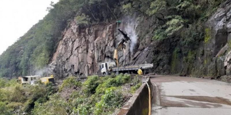 Trânsito na Serra do Rio do Rastro sofrerá alterações em dezembro e janeiro