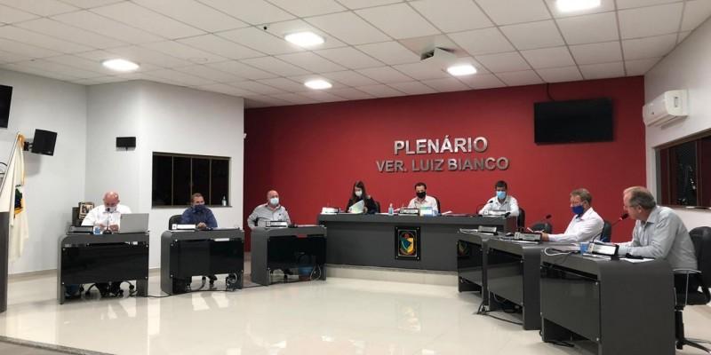 Vereadores aprovam criação de Conselho Municipal de Saneamento Básico Ambiental de São Ludgero