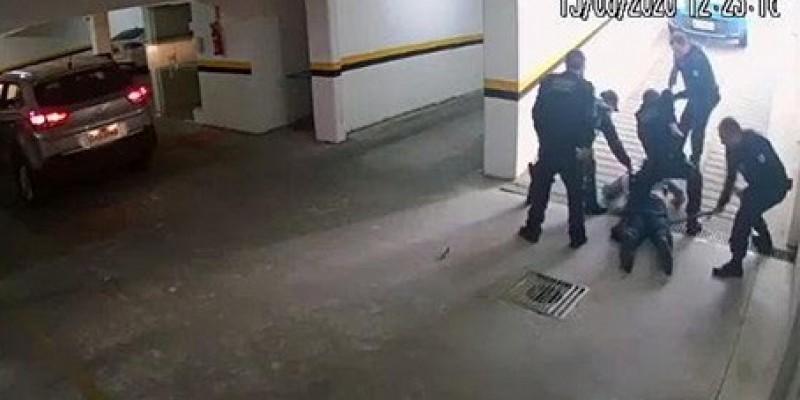 Guardas municipais são suspensos de funções