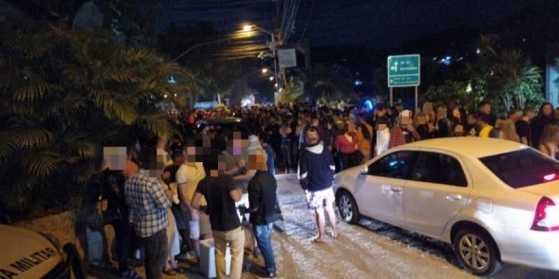 Imbituba proíbe venda de bebidas alcoólicas e encontros de veículos nas madrugadas