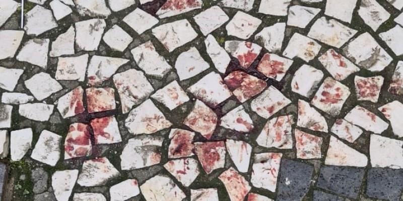 Sangue pode identificar suspeitos de assalto