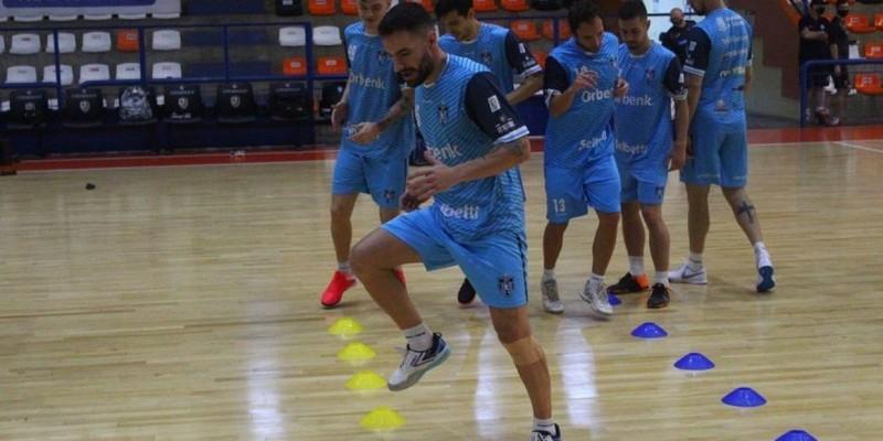 Tubarão-SC e Magnus-SP abrem semifinal da LNF na capital do futsal