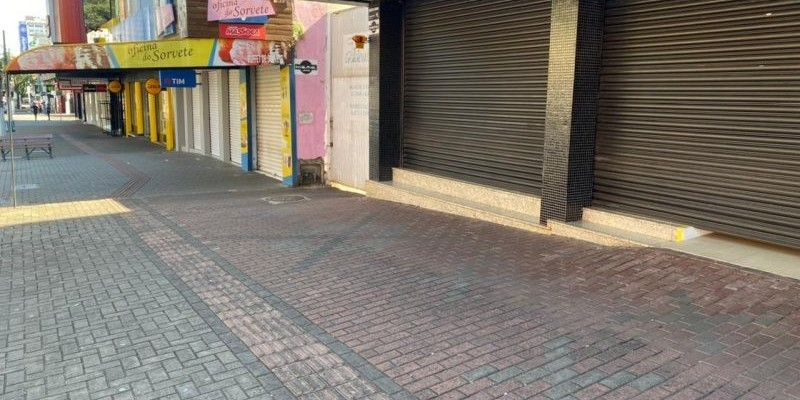 Covid-19: governo de SC se manifesta sobre apelo para 14 dias de lockdown