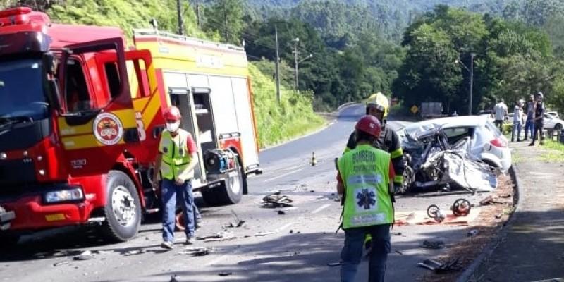 Acidente fatal é registrado em Urussanga