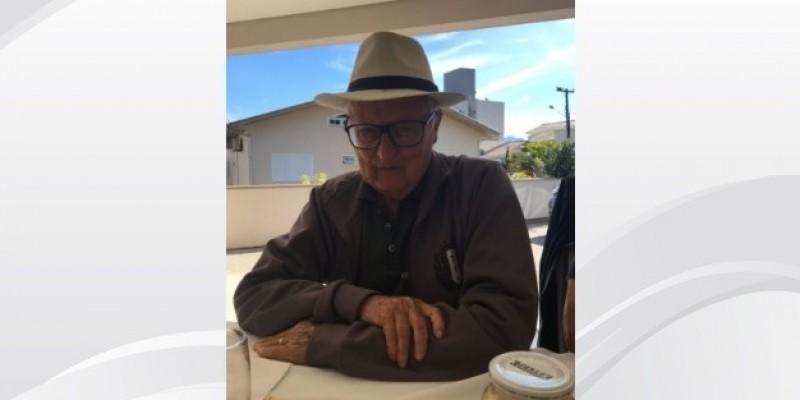 Morre ex-prefeito de Armazém, Bertolino Boing, aos 87 anos