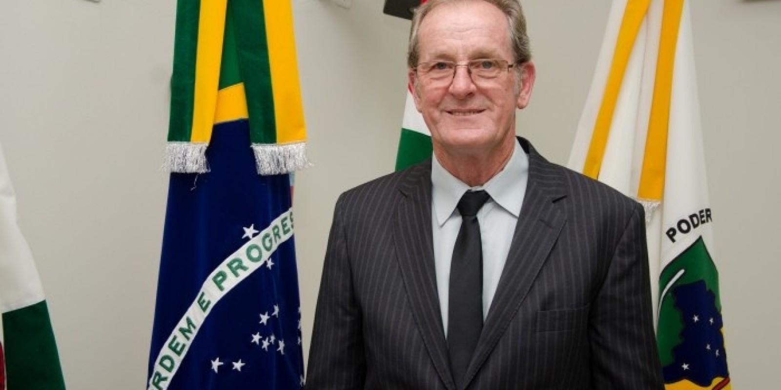 Vice – prefeito de São Ludgero morre após complicações com a Covid-19
