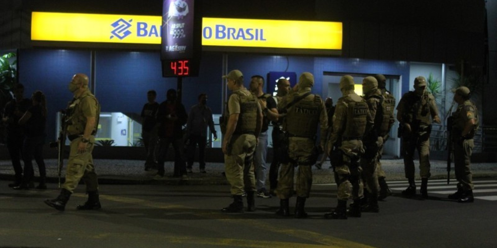 Assaltantes teriam levado R$ 130 milhões do Banco do Brasil, revela habeas corpus negado pelo STJ