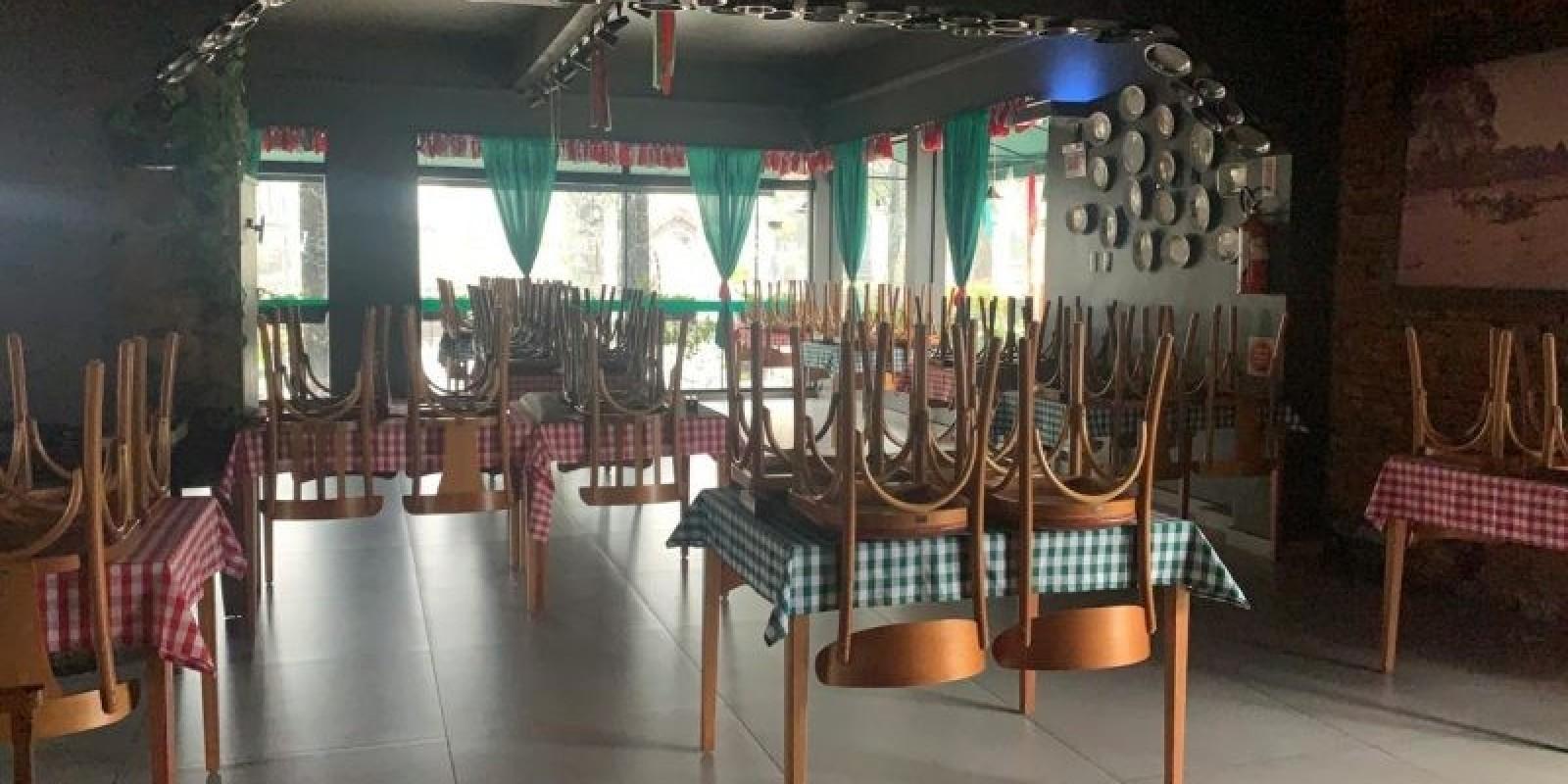 Bares e restaurantes de SC podem ter novas regras de restrição; veja pedidos do setor