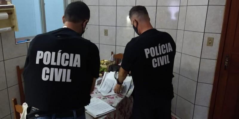 Ex-prefeito e ex-secretários são presos