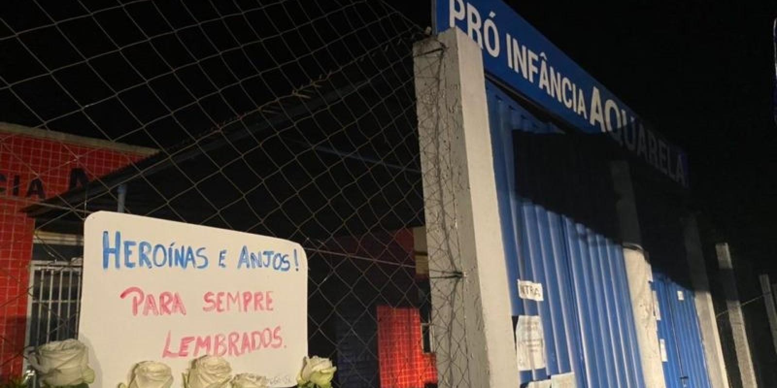 Arma de R$ 5 mil, bullying e frieza: o que se sabe sobre o atentado em creche de SC