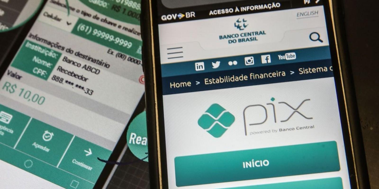 Banco Central abre consultas para saques e trocos via PixCliente poderá fazer até quatro retiradas sem tarifas por mês