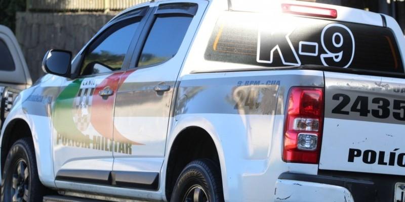 Homem com mandado de prisão ativo é preso durante fiscalização de trânsito