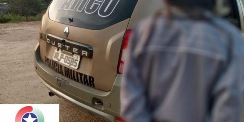 PM de Braço do Norte prende mulher foragida há mais de sete anos