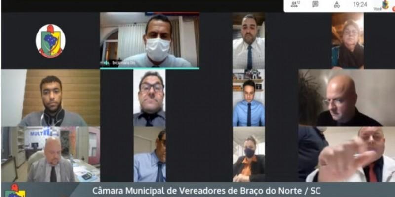 Braço do Norte: Legislativo aprova projeto que autoriza município a celebrar convênio com o Hospital Santa Teresinha