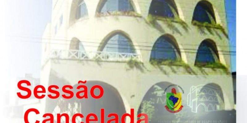 Devido a ocorrência de contágio de Covid-19, Sessão Legislativa de Braço do Norte desta segunda foi cancelada