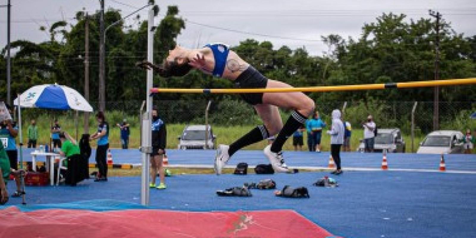 Monique Varmling representa Tubarão no Troféu Brasil