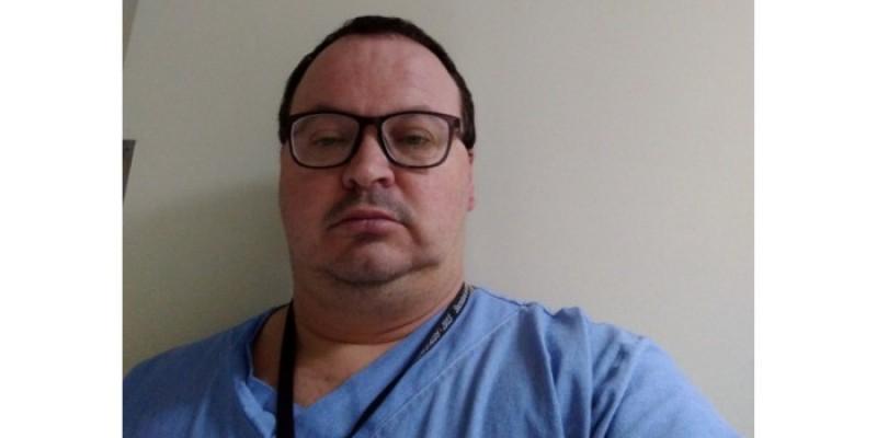 Técnico de enfermagem que atuava na UTI do HNSC morre vítima da covid-19