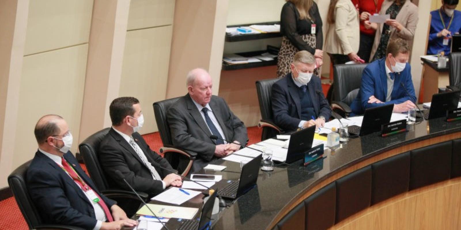 Reforma da Previdência é discutida em audiência pública na Alesc