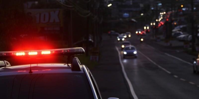 Homem morre após colisão frontal entre caminhonete e motoneta na SC-434 em Imbituba