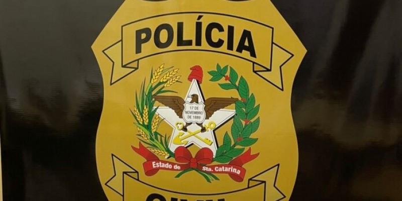 Polícia Civil elucida furto depois de um ano e oito meses, em Urussanga