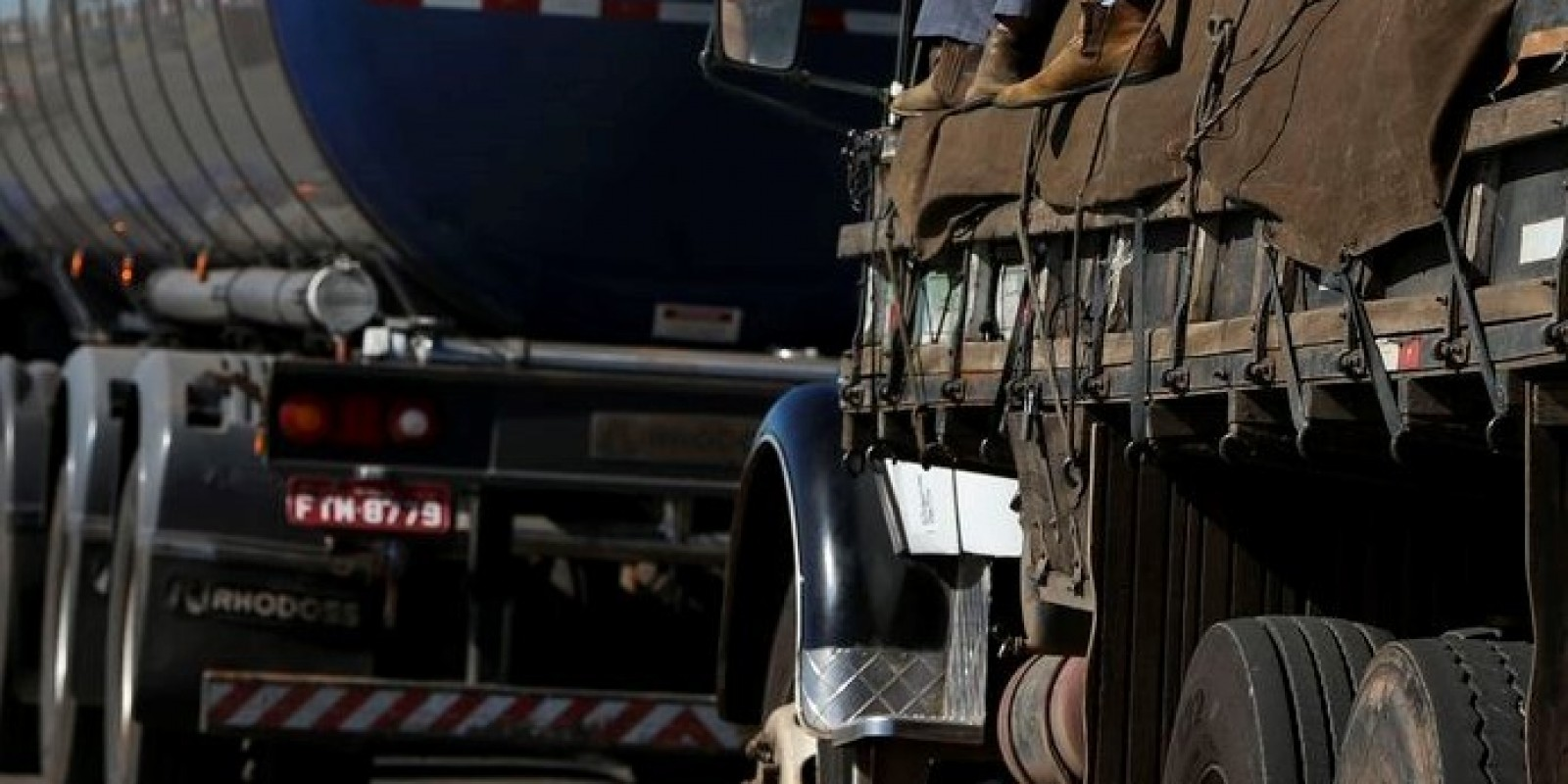 Caminhoneiros planejam bloquear BR-101 no Sul de SC no dia 7 de setembro; veja os pontos