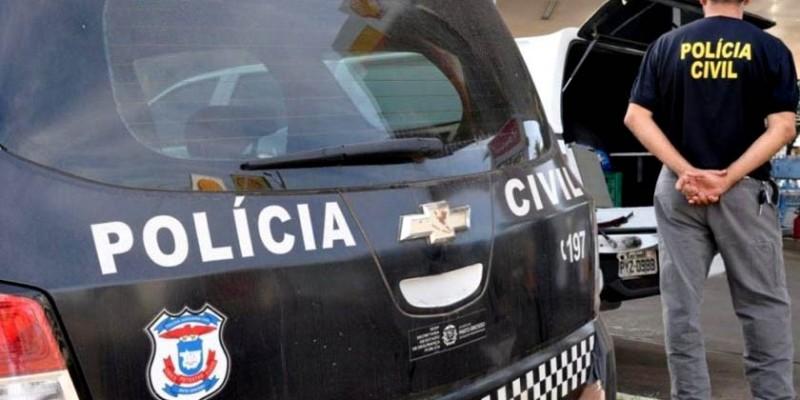 Polícia Civil de Orleans queima R$ 150 mil em drogas apreendidas