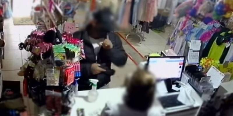 Polícia Civil indicia autor de roubo em papelaria, em Criciúma